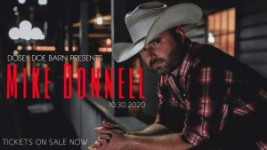 Mike Donnell @ Dosey Doe