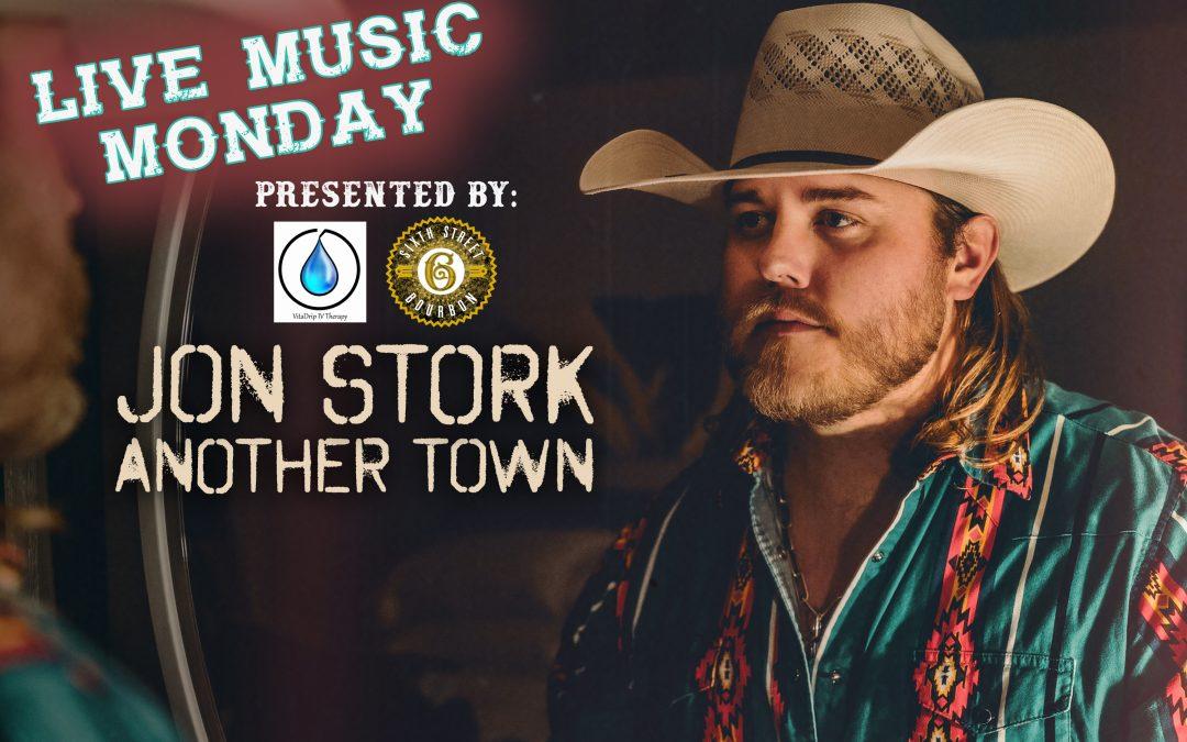 Live Music Monday with Jon Stork