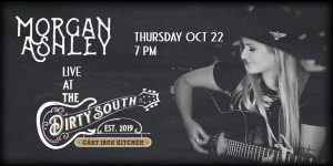 Morgan Ashley @ The Dirty South