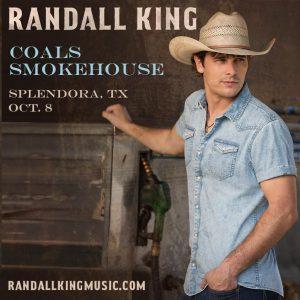 Randall King @ Coals Smokehouse