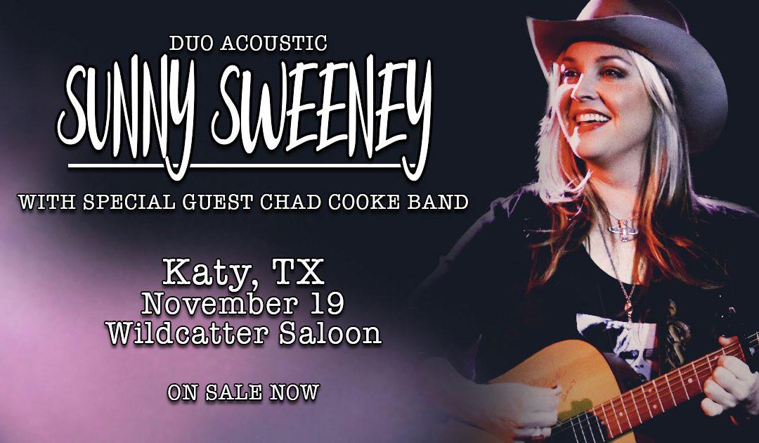 Sunny Sweeney / Chad Cooke Band