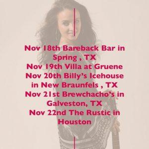 Genevieve Allen @ Bareback Bar & Icehouse