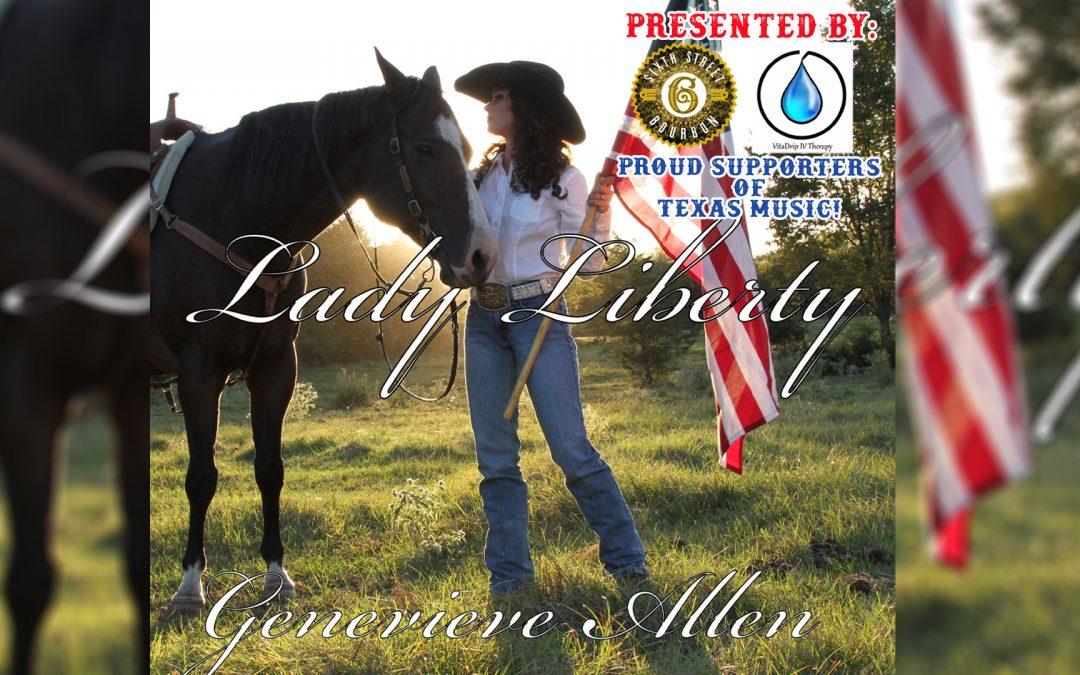 Live Music Monday w/ Genevieve Allen