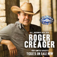 Roger Creager / Clay Hollis