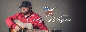 Cody Wayne @ Hunt County Fair