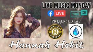 Hannah Hokit - Live Music Monday @ Made In Texas Radio