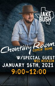 Jake Bush with Wes Nickson @ Chantilly Room