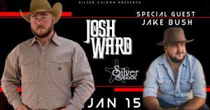 Jake Bush with Josh Ward @ Silver Saloon