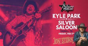Kyle Park & Jon Stork @ Silver Saloon