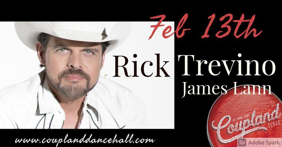 Rick Trevino & James Lann