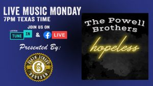 The Powell Brothers - Live Music Monday @ Facebook Live