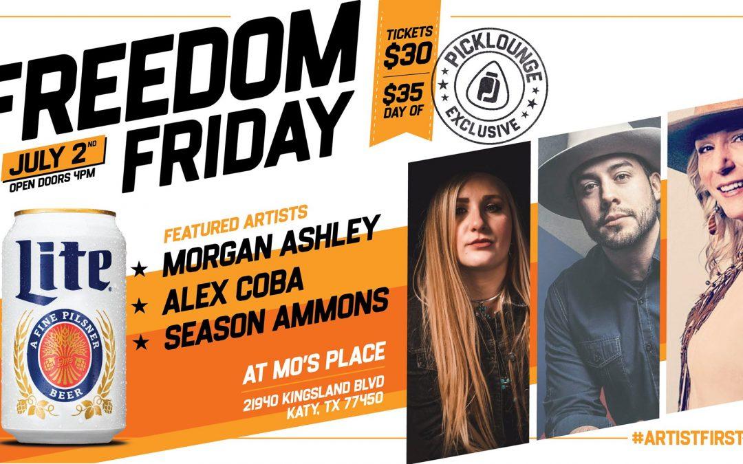 Freedom Friday – Sundance Head/ Bri Bagwell/ Season Ammons & More!!!