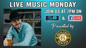 Drew Fish - Live Music Monday @ Online