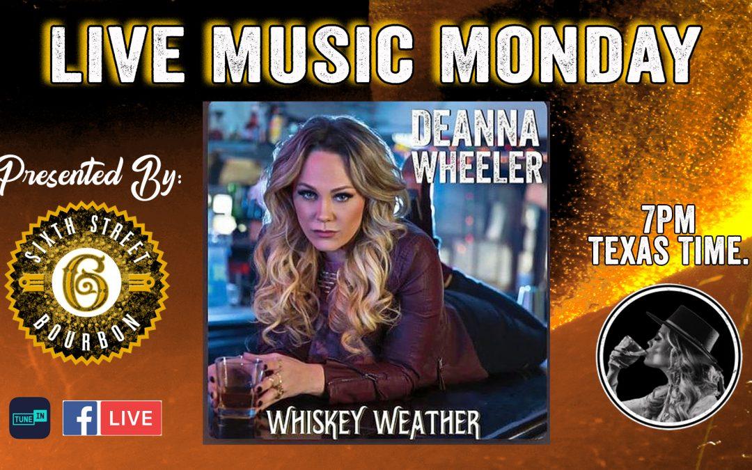 Deanna Wheeler – Live Music Monday