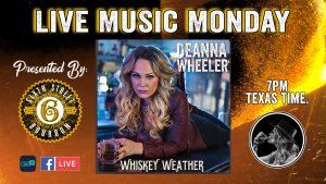 Deanna Wheeler - Live Music Monday @ Made In Texas Radio