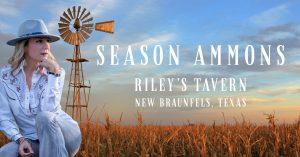 Season Ammons @ Riley's Tavern