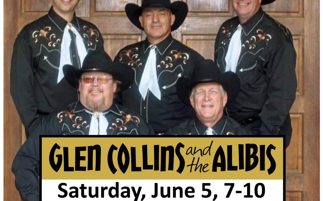 Sixth Street Bourbon Presents Glen Collis and the Alibis