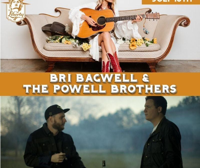 Bri Bagwell and The Powell Brothers