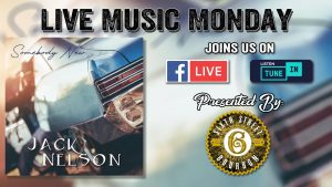 Jack Nelson - Live Music Monday @ Made In Texas Radio